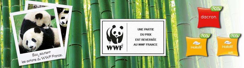 Partnership WWF et eco2