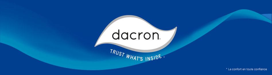 DACRON® Le confort en toute confiance