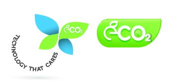 Le logo éco 2