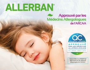 Allerban traitement anti-acariens
